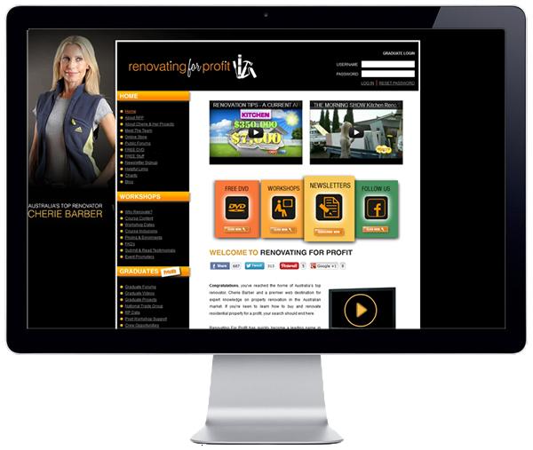 Renovating For Profit Website