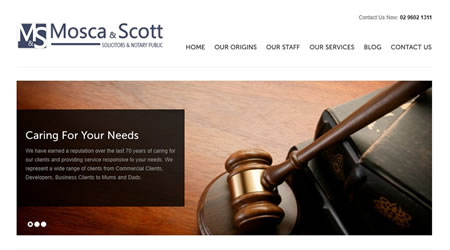 Mosca & Scott Solicitors