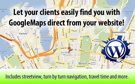 Get Directions Plugin for WordPress