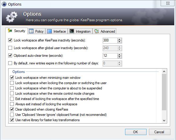 How to sync your Keepass database on Google Drive for