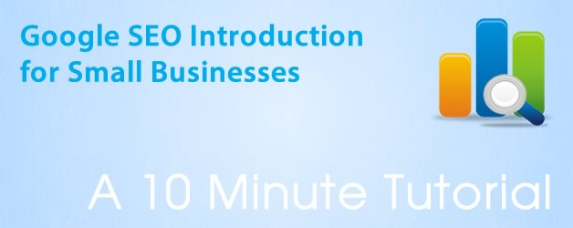 Google SEO Introduction for Small Businesses