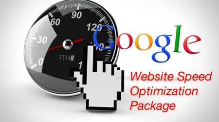 Website Speed Optimization Package