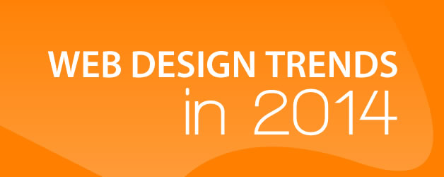 Web Design Trends in 2014