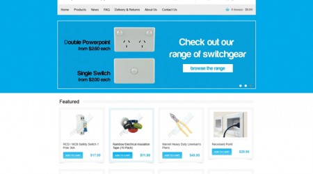 MJS Electrical Products & Supplies